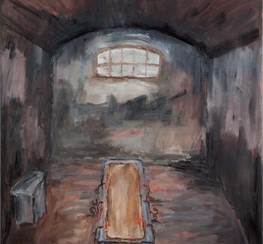 Interieur no. 17 – 160x140cm / 2010