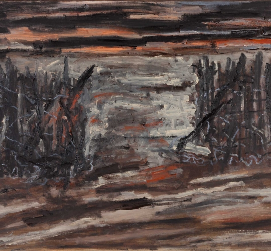 Battlefields no.10 – 100x150cm / 2012