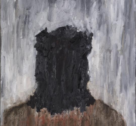 Abu Graib 100 x 80  2016